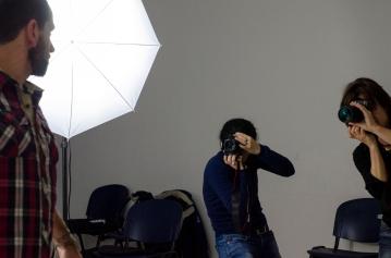 Atelier portrait studio - Nathalie Stickelbaut