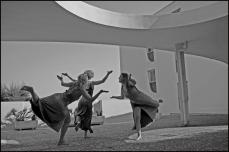 Danse dans la ville- Caroline Geolle