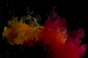 """Atelier samedi : """"encre dans l'eau"""" par Jean Martin"""