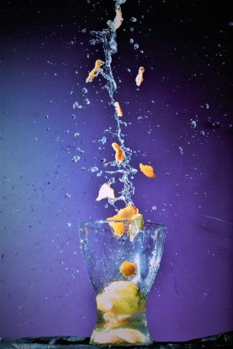 "Isabelle Weltzer - Atelier ""Fruits plongeants"""