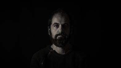 Sébastien Boulesteix - Exercice en studio, ici un portrait en Low Key