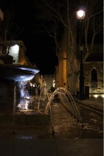 """Atelier """"nocturne à Aigues Mortes"""" - Eva Pizzo"""