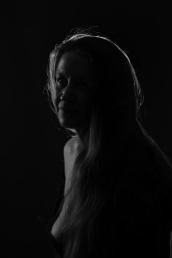 """Atelier """"Clair Obscur"""" avec Geneviève Photo :"""