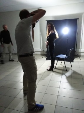 "Shooting ""Clair Obscur"""