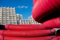 """Atelier """"Rouge dans la ville"""" avec contraintes techniques -Michel Capez"""