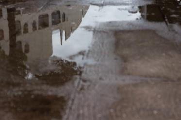 """atelier """"""""reflets dans flaque"""""""" - Sébastien Boulesteix"""