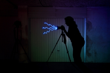 Libre Cours_Light Painting_collectif_Ap Photo