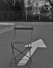 La chaise - Eva Pizzo