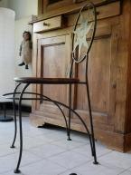 Photographier une chaise - Véronique Pigeault